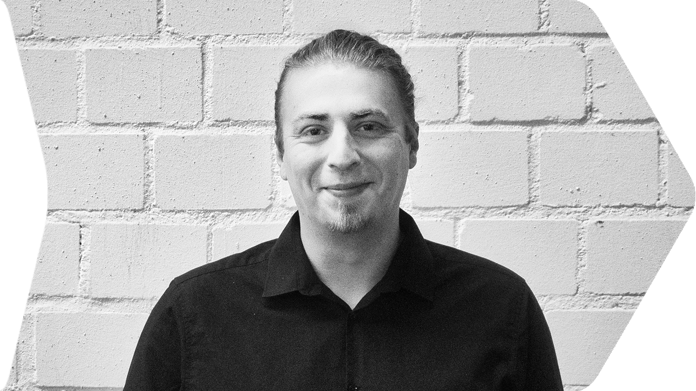 Geschäftsfüher David Hüller